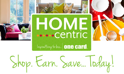 Home Centric One Card Loyalty Image